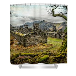 Anglesey Barracks Shower Curtain