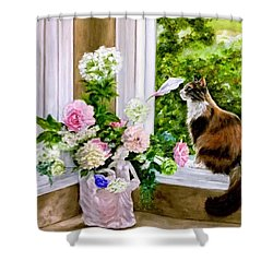 Anika Shower Curtain