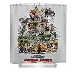 Animal House  Shower Curtain