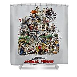 Animal House  Shower Curtain