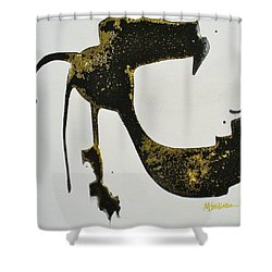 Animalia II Shower Curtain