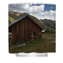Animas Forks Shower Curtain