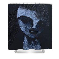 Animus No. 85 Shower Curtain