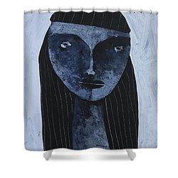 Animus No. 86 Shower Curtain