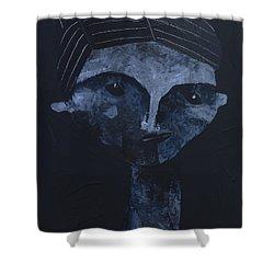 Animus No. 87 Shower Curtain