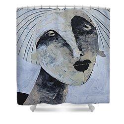 Animus No. 91 Shower Curtain
