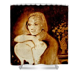 Anka Shower Curtain