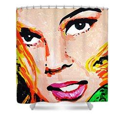 Ann Shower Curtain