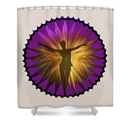 Anna-madoline Shower Curtain