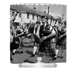 Annan Riding Of The Marches Shower Curtain