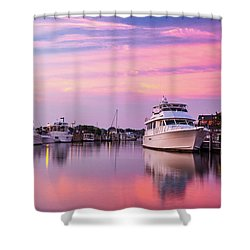Annapolis Sunrise Shower Curtain