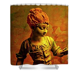 Anne Of Green Gables IIi Shower Curtain