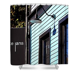 Anneke Jans Shower Curtain