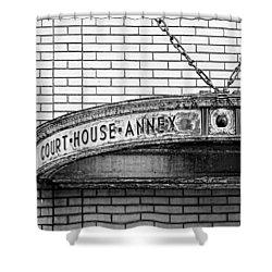 Annex Shower Curtain