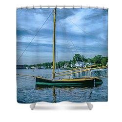 Annie, Mystic Seaport Museum Shower Curtain