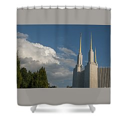 Another Beautiful Day Shower Curtain