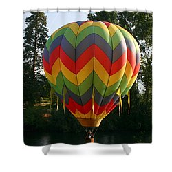 Another Bright Idea Shower Curtain
