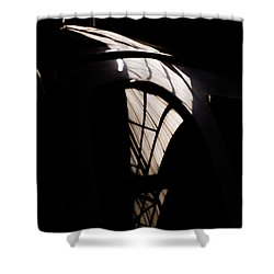 Another Door Shower Curtain by Paul Job