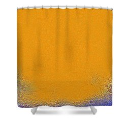 Another Dream By Rjfxx. -  Original Abstract Art Painting. Shower Curtain