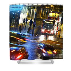 Shower Curtain featuring the photograph Another Manic Monday by LemonArt Photography