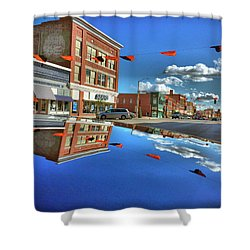Another Pennsylvania Avenue Shower Curtain