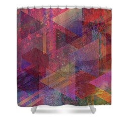 Another Place Shower Curtain by John Beck