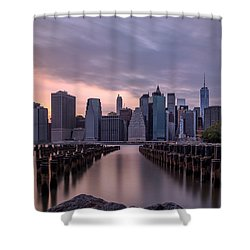 Shower Curtain featuring the photograph Another Sunset  by Anthony Fields