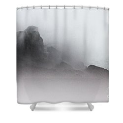 Shower Curtain featuring the photograph Another World by Dana DiPasquale