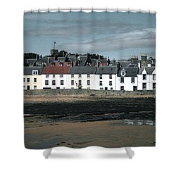 Anstruther Beach Shower Curtain