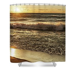 Answer To My Dreams Shower Curtain by Kathi Mirto