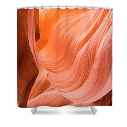 Shower Curtain featuring the photograph Antelope Canyon  by Jeanne May