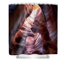 Antelope Canyon Pt2 Shower Curtain