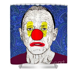 Anthony Hopkins Shower Curtain