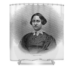 Antoinette Brown Blackwell Shower Curtain by Granger