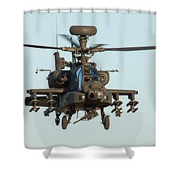Apache Shower Curtain