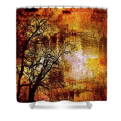 Apocalypse Now Series 5859 Shower Curtain