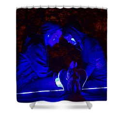 Shower Curtain featuring the photograph Apocalyptic Love by Xn Tyler