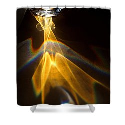 Apple Juice Shower Curtain