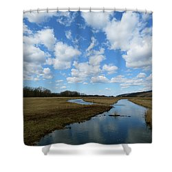 April Day Shower Curtain