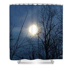 April Moonlight Shower Curtain