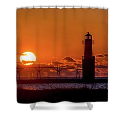 April Morn Shower Curtain