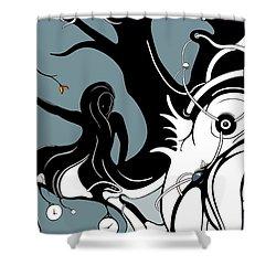 Aqualimb Shower Curtain