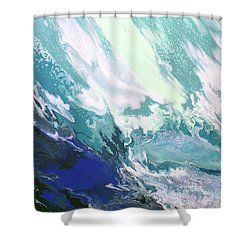 Aquaria Shower Curtain
