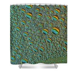 Aquateal Scape Shower Curtain