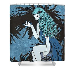 Arachne Shower Curtain