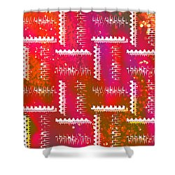 Arcade Shower Curtain