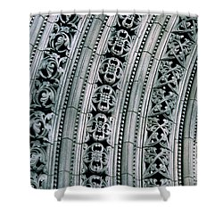 Shower Curtain featuring the photograph Arch I by Kenneth Campbell