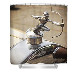 Archer Shower Curtain