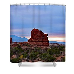 Arches No. 4-1 Shower Curtain