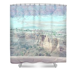 Arches No. 9-1 Shower Curtain
